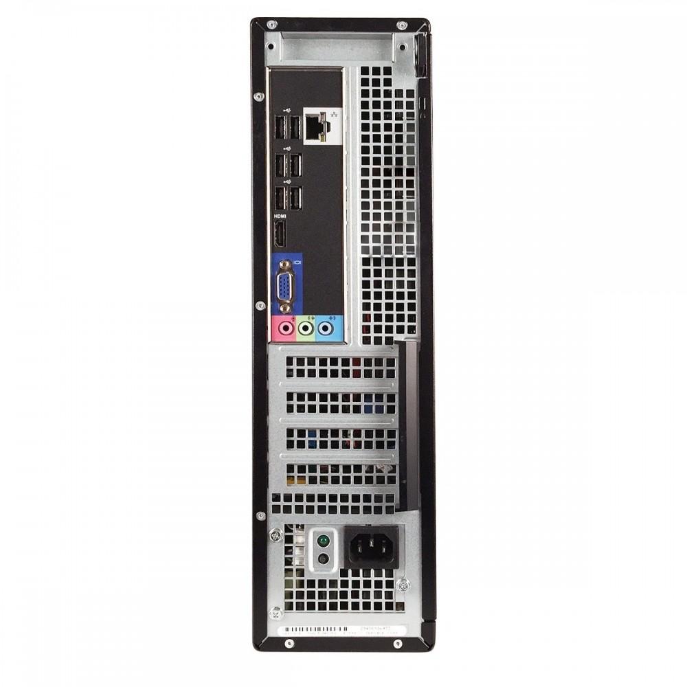 """Dell Optiplex 390 DT (i3 2120/4GB/250GB HDD/Οθόνη 19"""")"""