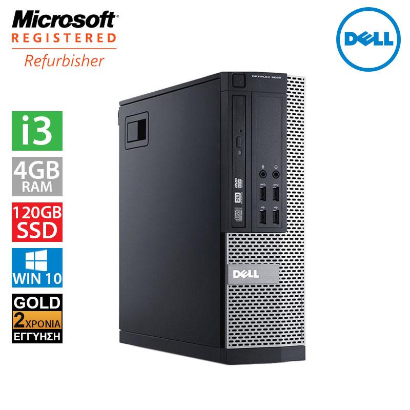 Dell Optiplex 7010 SFF (i3 3220/4GB/128GB SSD)