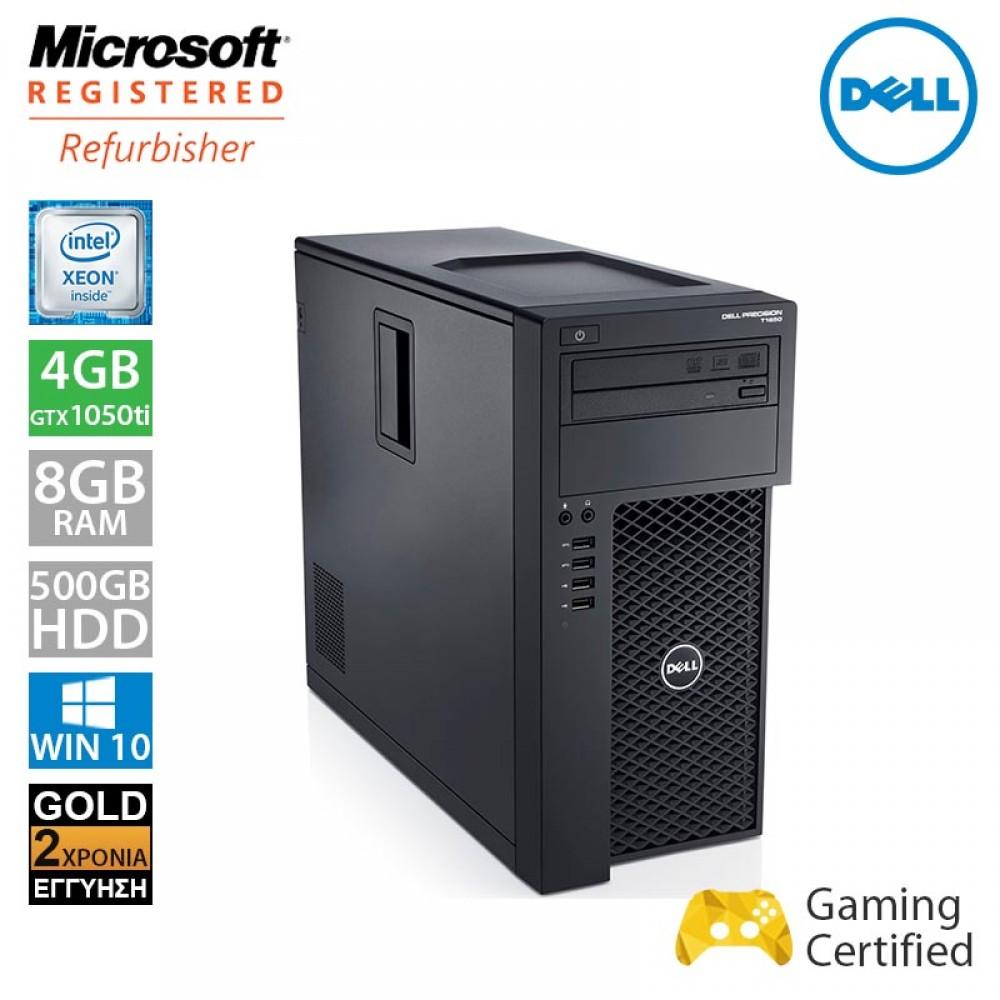 Dell Precision T1700 (Intel Xeon E3 1226/8GB/500GB HDD/GTX 1050Ti 4GB)