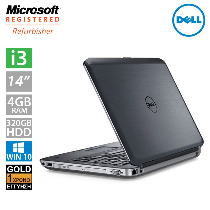 "Dell Latitude E5430 14"" (i3 3110M/4GB/320GB HDD)"