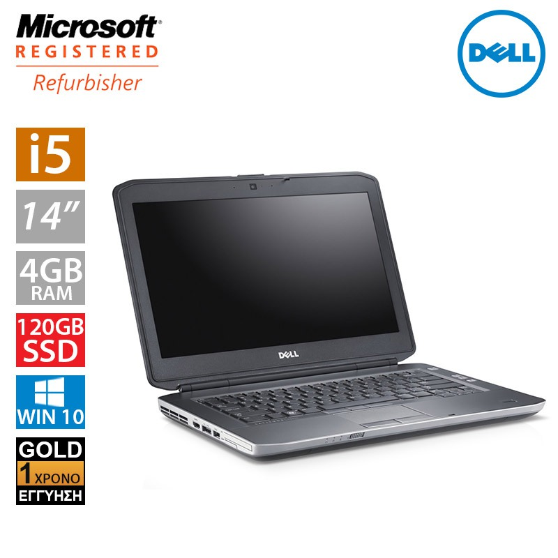 "DELL Latitude E5430 14"" (i5 3230M/4GB/128GB SSD)"