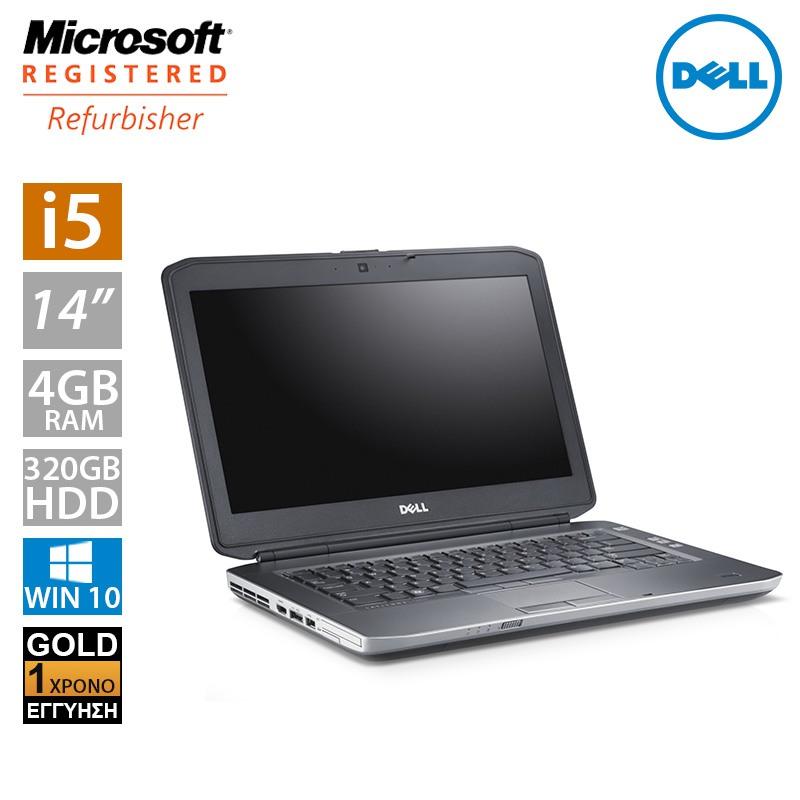 """DELL Latitude E5430 14"""" (i5 3340M/4GB/320GB HDD)"""