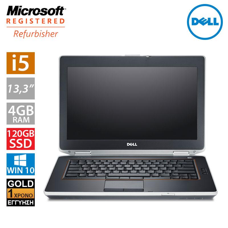 """Dell Latitude E6320 13.3"""" (i5 2540M/4GB/128GB SSD)"""