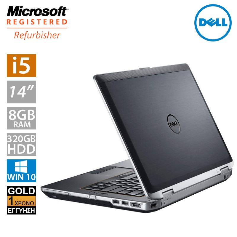 """Dell Latitude E6430 14"""" (i5 3340M/8GB/320GB HDD)"""