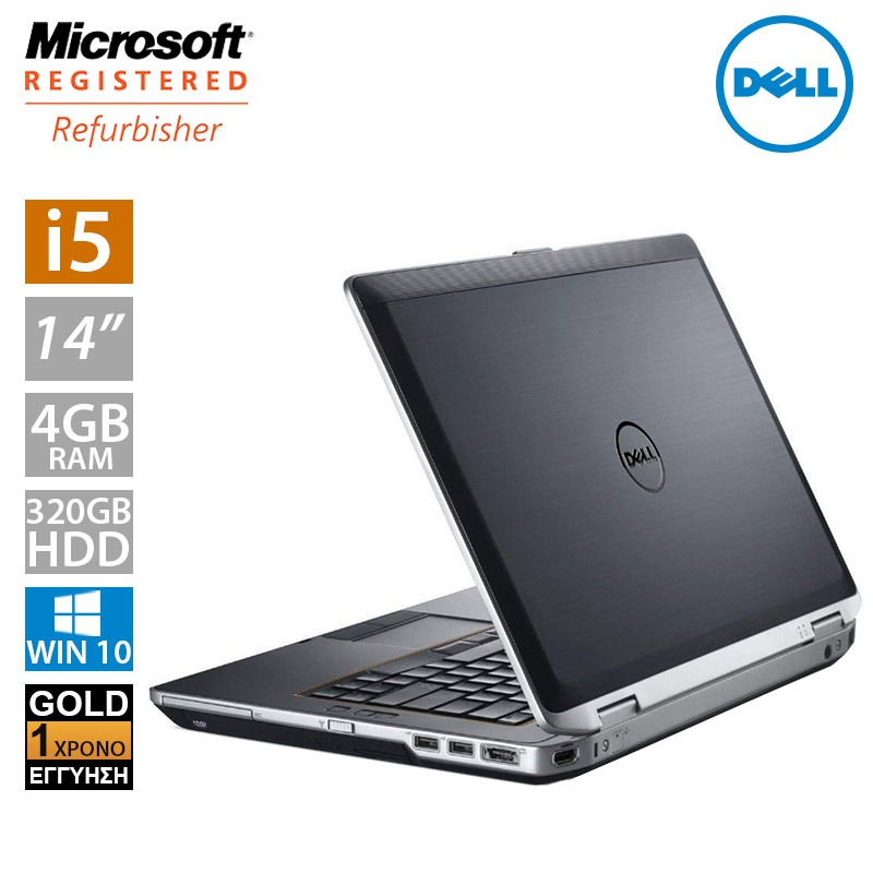 "Dell Latitude E6430 14"" (i5 3360M/4GB/320GB HDD)"