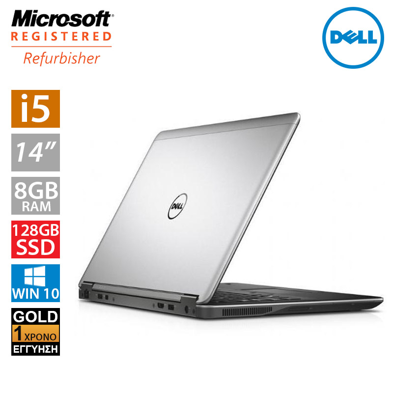 "Dell Latitude E7440 14"" (i5 4300U/8GB/128GB SSD)"
