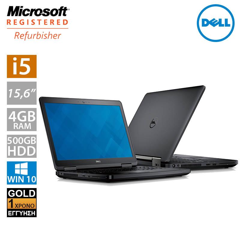 """Dell Latitude E5540 15,6"""" (i5 4210U/4GB/500GB HDD)"""