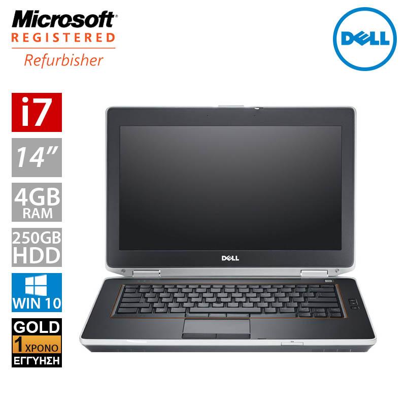 Dell Latitude E6420 14'' (i7 2620M/4GB/250GB HDD)