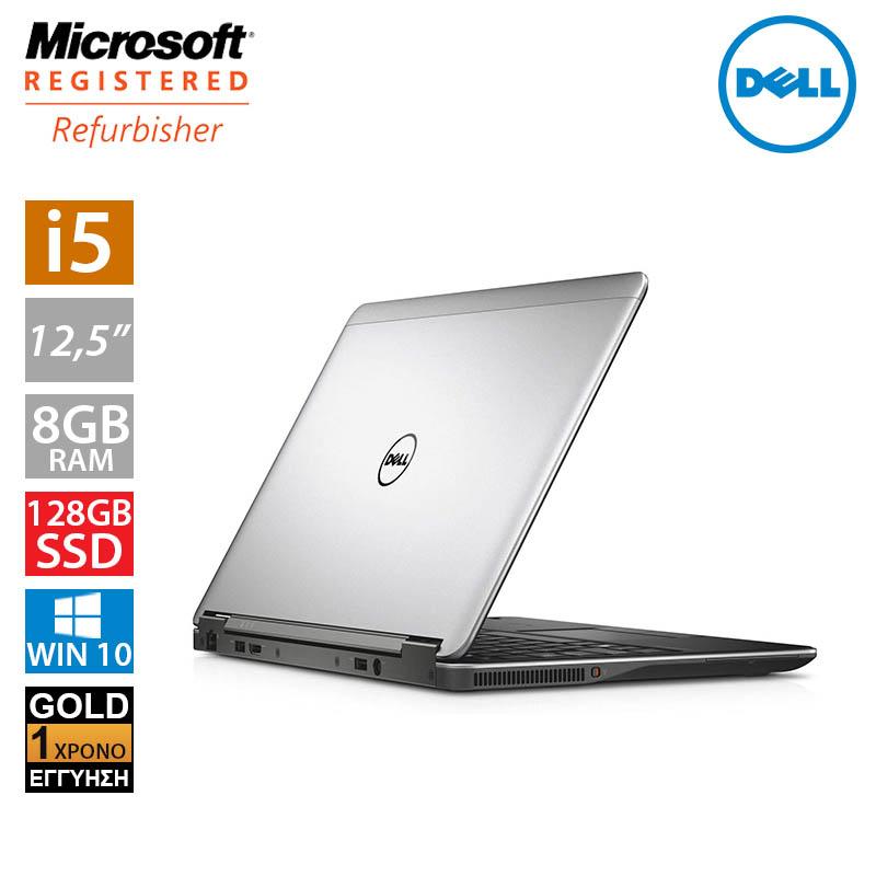 """DELL Latitude E7240 12.5"""" (i5 4200U/8GB/128GB SSD)"""