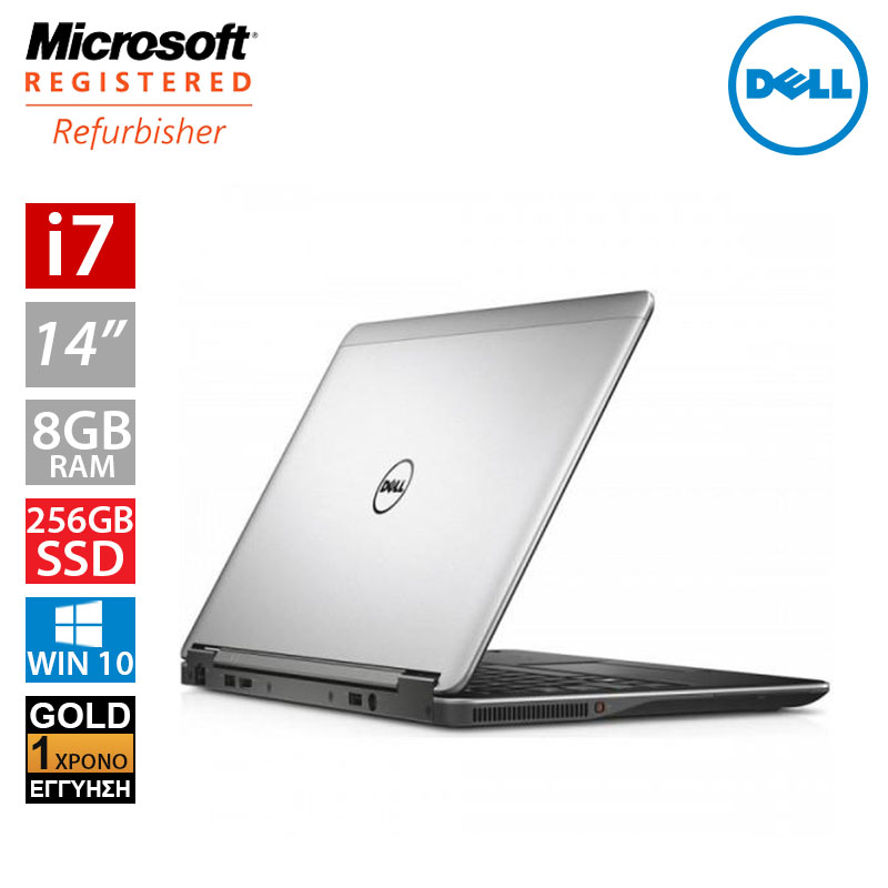 "Dell Latitude E7440 14"" (i7 4600U/8GB/256GB SSD)"
