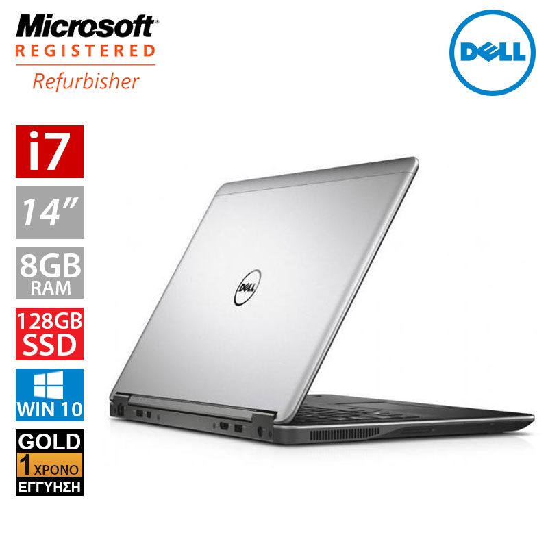 "Dell Latitude E7440 14"" (i7 4600U/8GB/128GB SSD)"