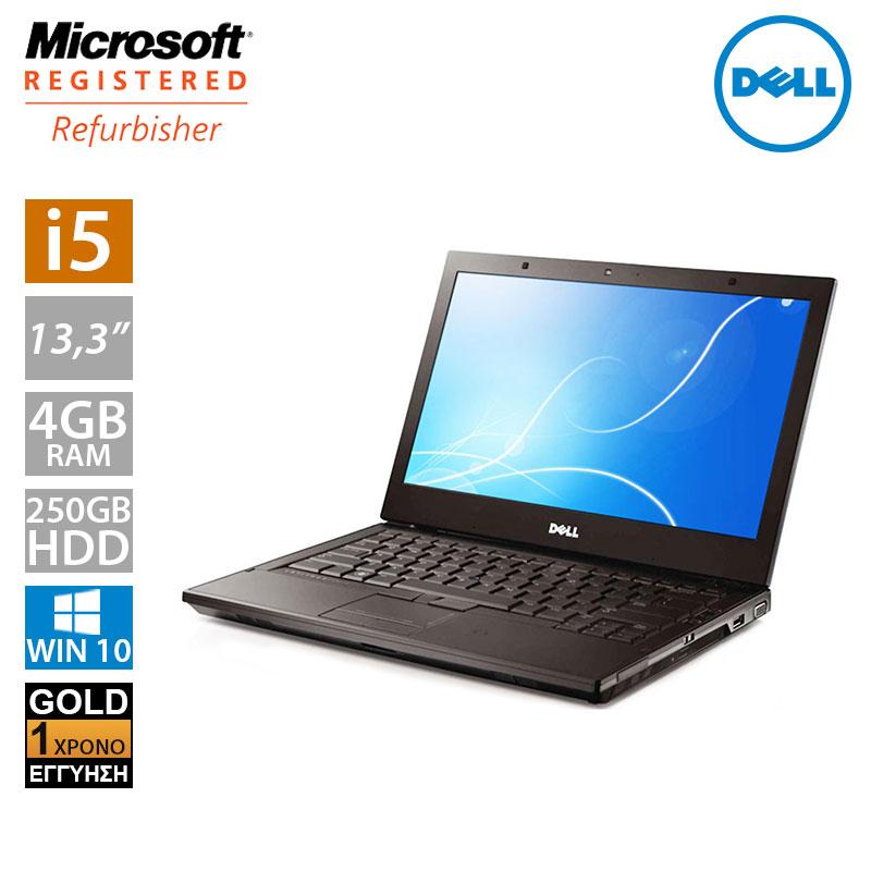 """Dell Latitude E4310 13.3"""" (i5 560M/4GB/250GB HDD)"""