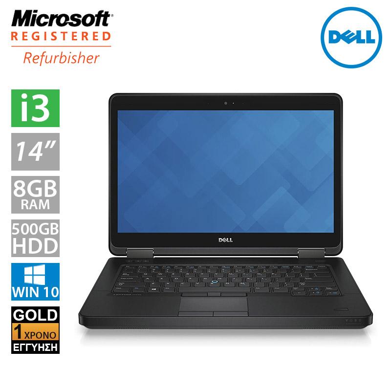 """Dell Latitude E5440 14"""" (i3 4030U/8GB/500GB HDD)"""