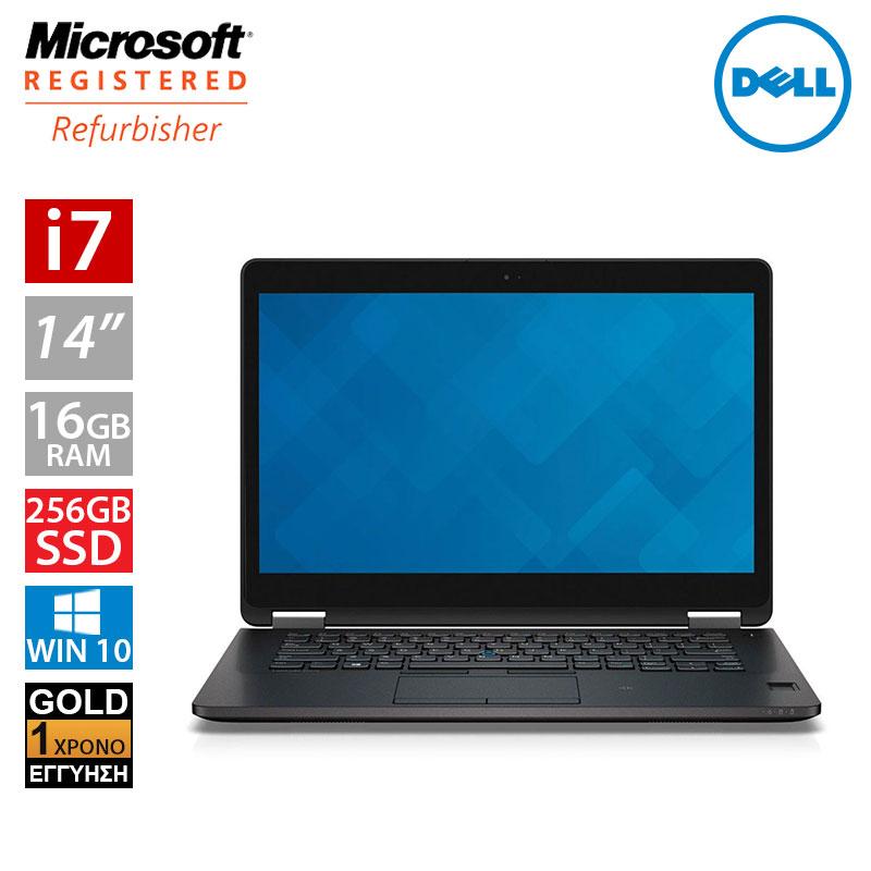 Dell Latitude E7470 14'' (i7 6600U/16GB/256GB SSD)