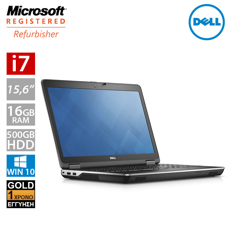 "Dell Precision M2800 15.6"" (i7 4610M/16GB/500GB HDD)"