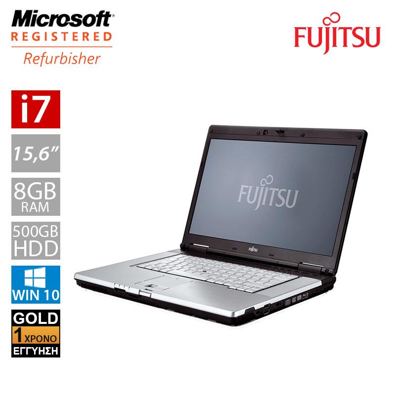 """Fujitsu Celsius H710 15.6"""" Fhd (i7 2720QM/8GB/500GB HDD)"""