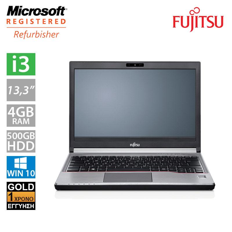 "Fujitsu Lifebook E734 13.3"" (i3 4100M/4GB/500GB HDD)"