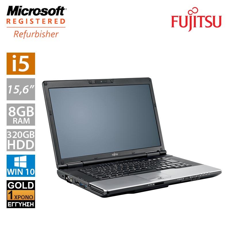 "Fujitsu LifeBook E752 15.5"" (i5 3210M/8GB/320GB HDD)"