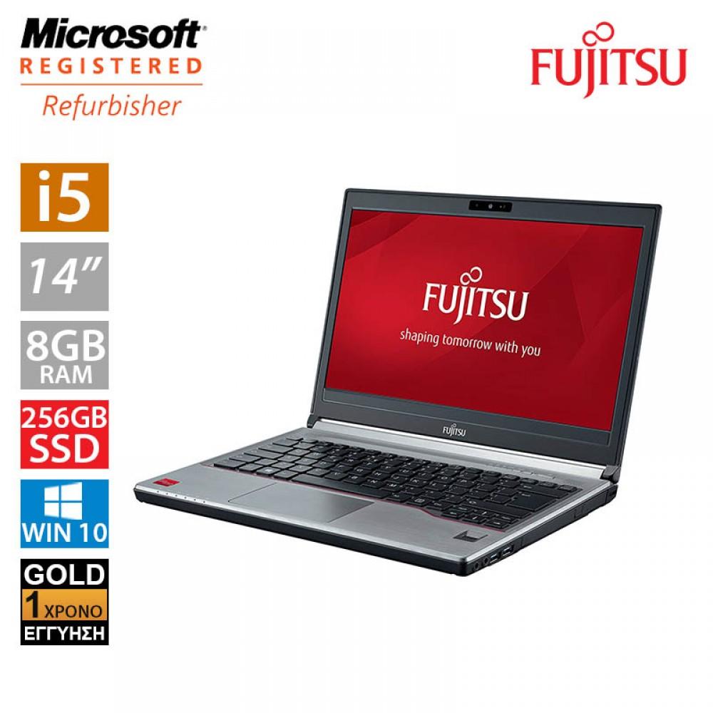 """Fujitsu LifeBook E744 14"""" (i5 4300M/8GB/256GB SSD)"""
