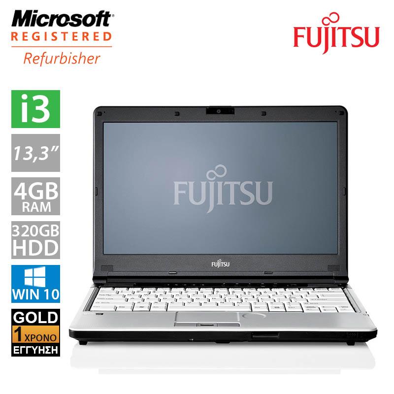 """Fujitsu LifeBook S761 13.3"""" (i3 2310M/4GB/320GB HDD)"""