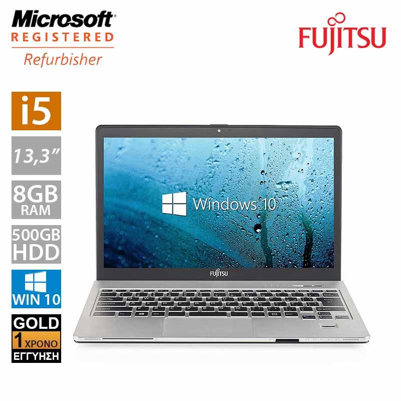 """Fujitsu Lifebook s935 13.3"""" (i5 5200U/8GB/500GB HDD)"""
