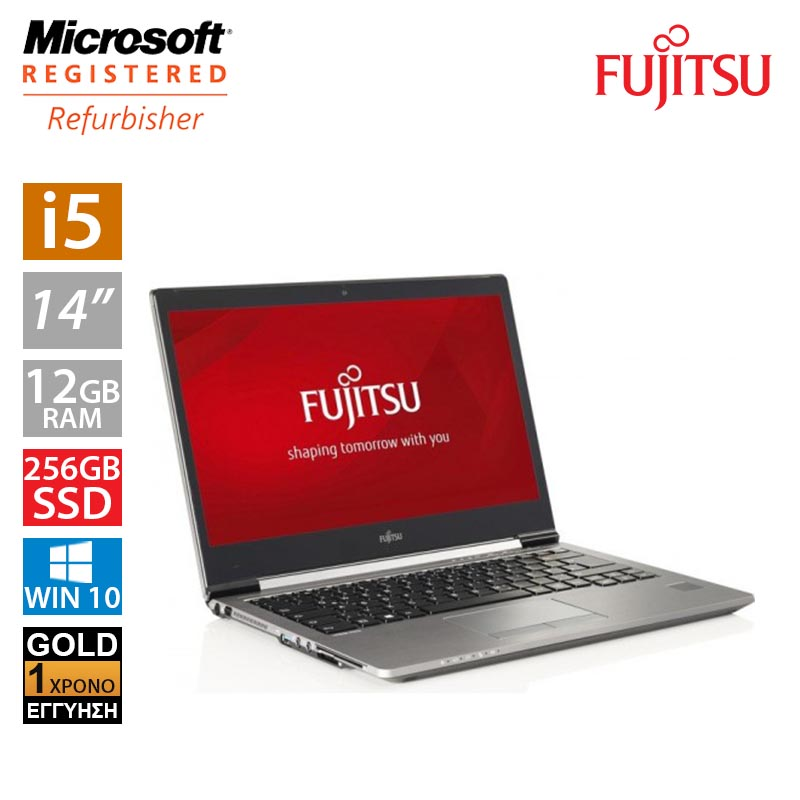"Fujitsu LifeBook U745 14"" (i5 5200U/12GB/256GB SSD)"