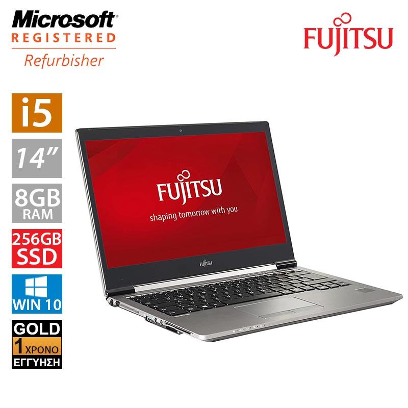 "Fujitsu LifeBook U745 14"" (i5 5200U/8GB/256GB SSD)"