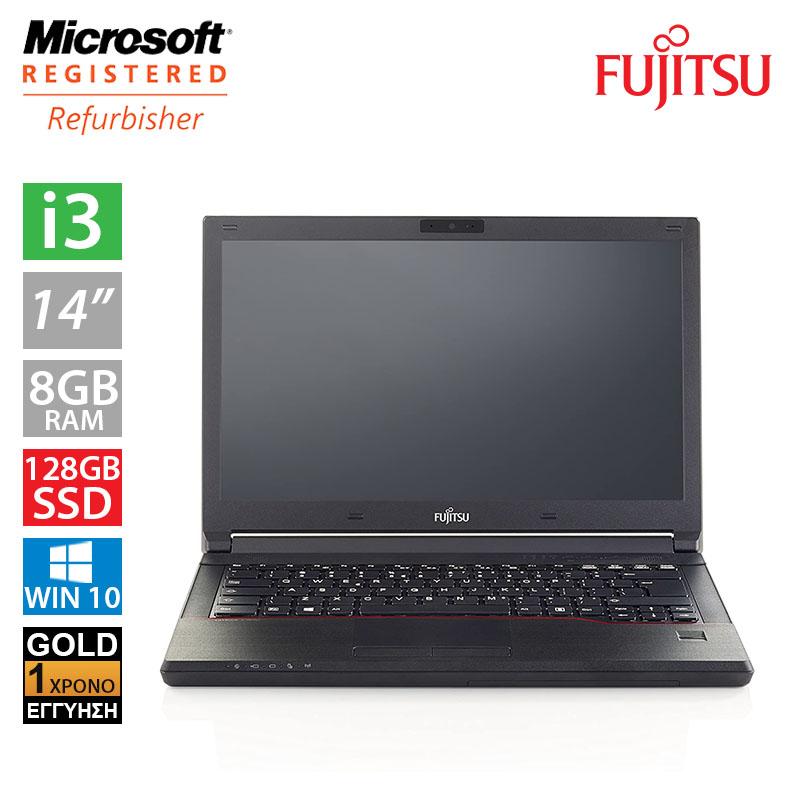 "Fujitsu Lifebook E546 14"" (i3 6100U/8GB/128GB SSD)"