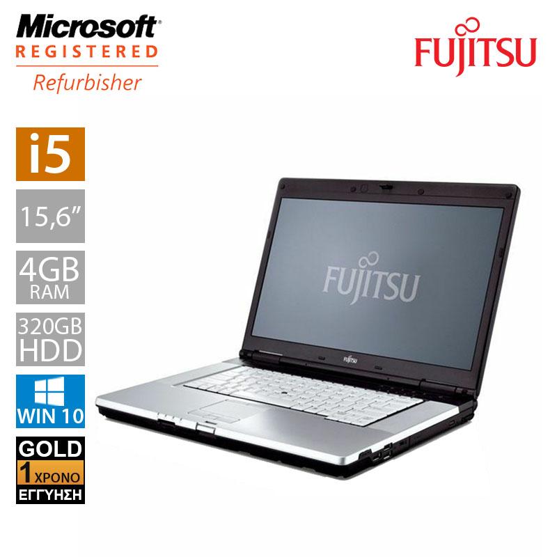 "Fujitsu LifeBook E780 15.6"" (i5 560M/4GB/320GB HDD)"
