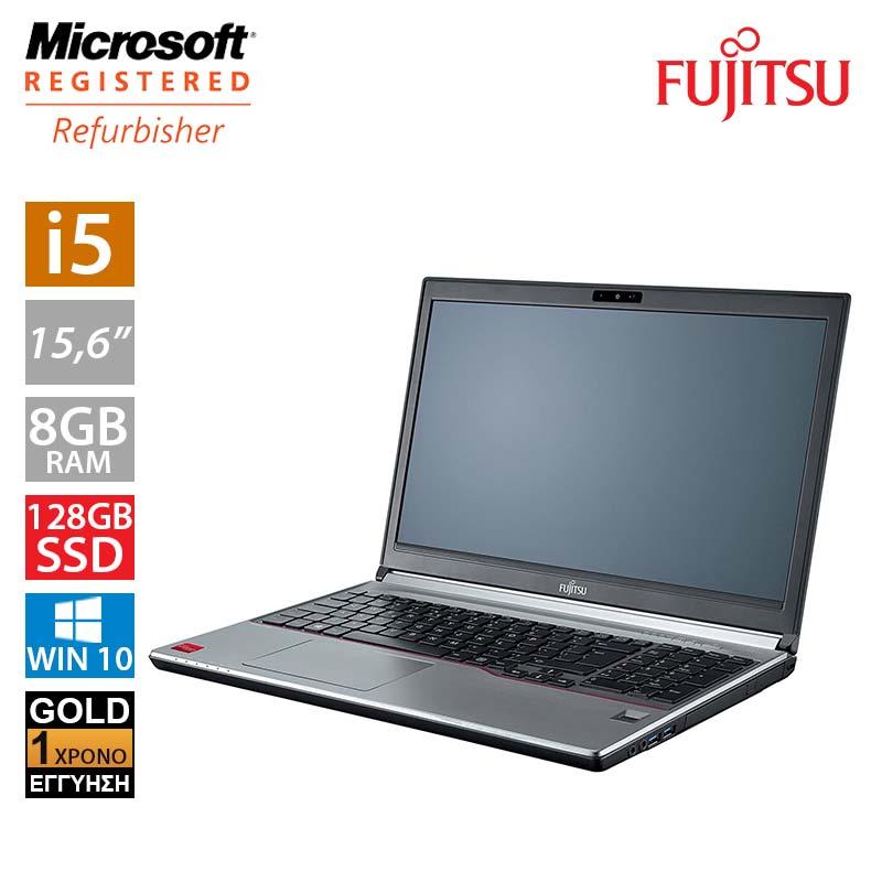 """Fujitsu LifeBook E754 15.6"""" (i5 4300M/8GB/128GB SSD)"""