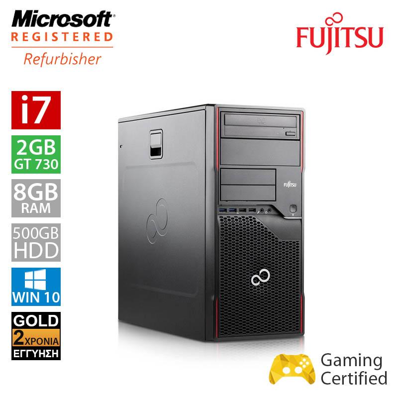 Fujitsu Esprimo P910 Tower (i7 3770/8GB/500GB HDD/GT 730 2GB)