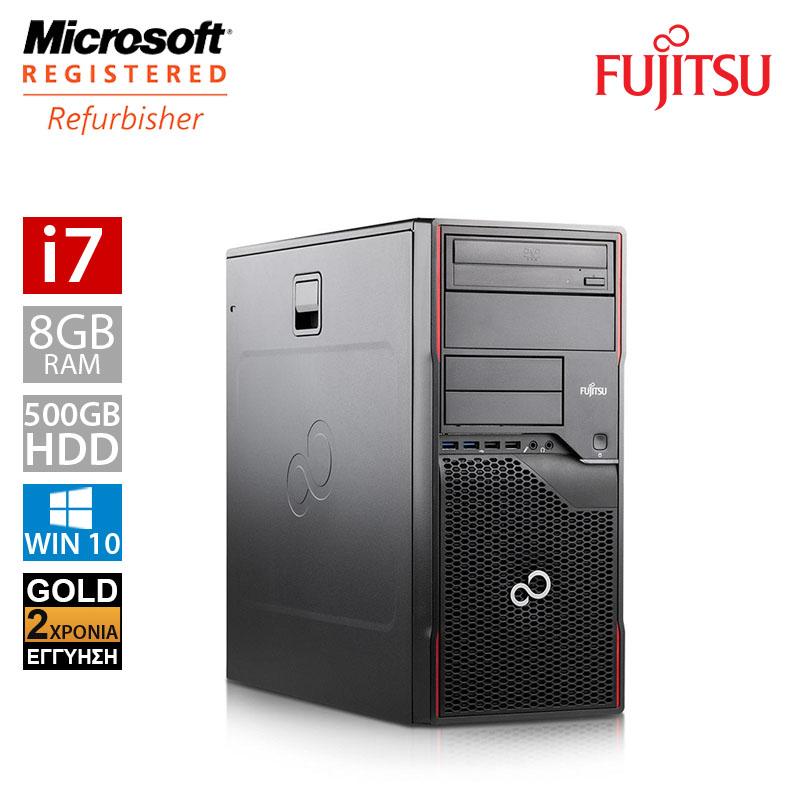 Fujitsu Esprimo P910 Tower (i7 3770/8GB/500GB HDD)