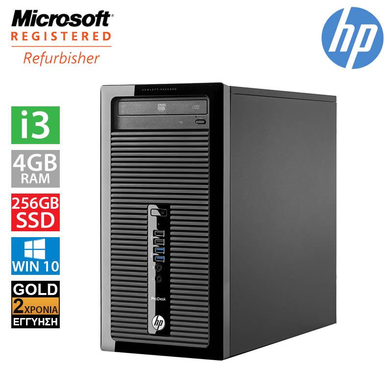 Hp ProDesk 400 G2 Tower (i3 4150/4GB/256GB SSD)
