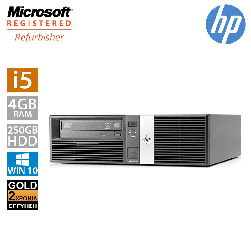Hp RP5800 SFF (i5 2400/4GB/250GB HDD)