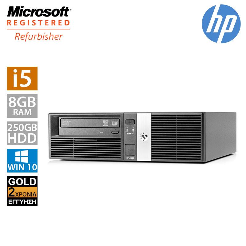 Hp RP5800 SFF (i5 2400/8GB/250GB HDD)