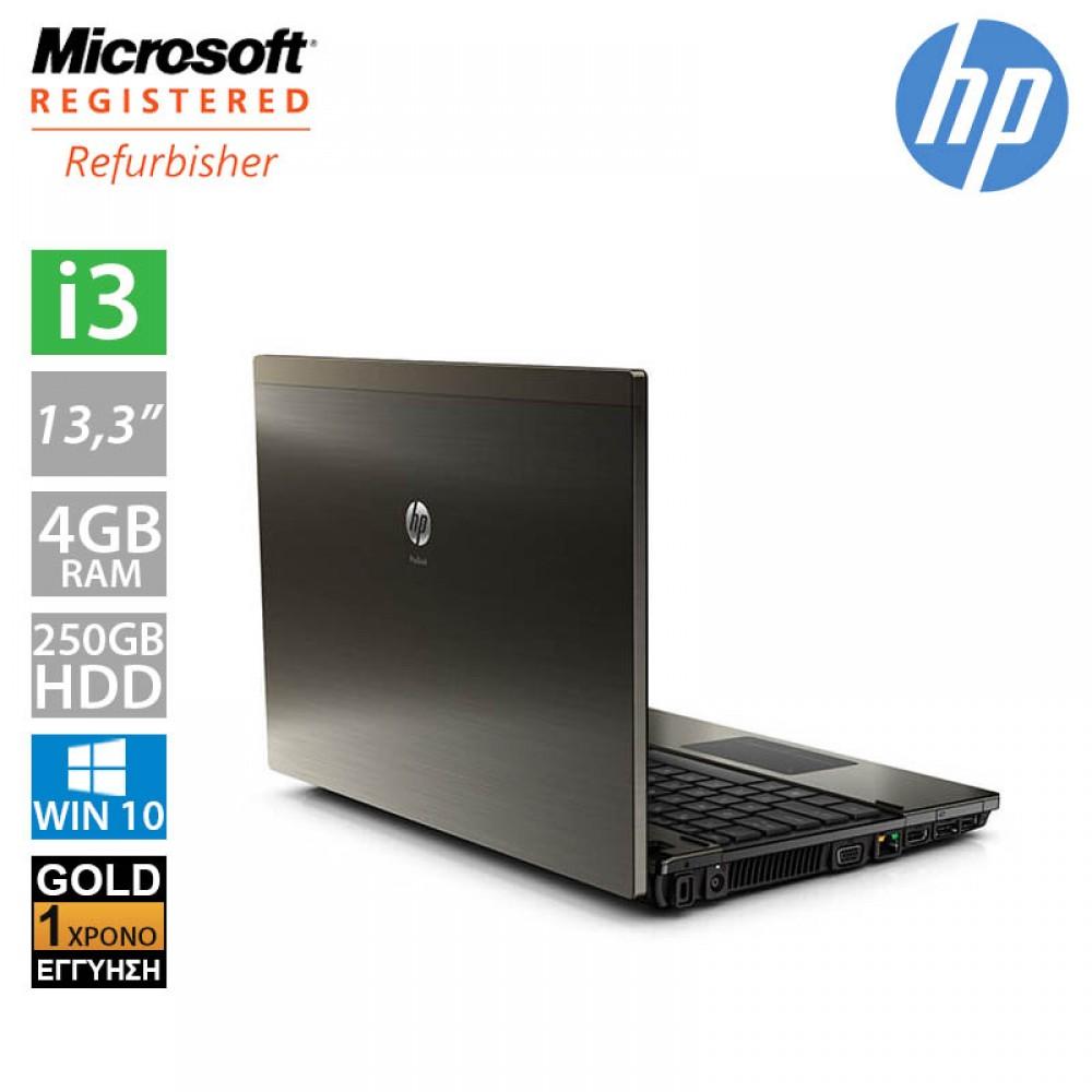 "Hp ProBook 4320S 13.3""  ( i3 330M/4GB/250GB HDD)"