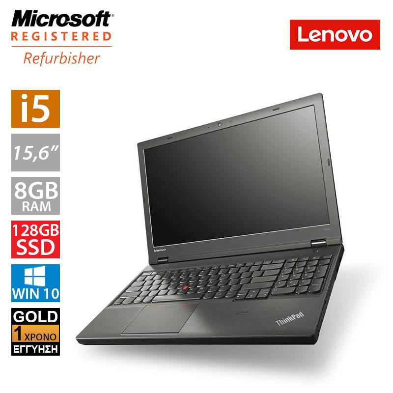 """Lenovo ThinkPad T540p 15.6"""" (i5 4300M/8GB/128GB SSD)"""