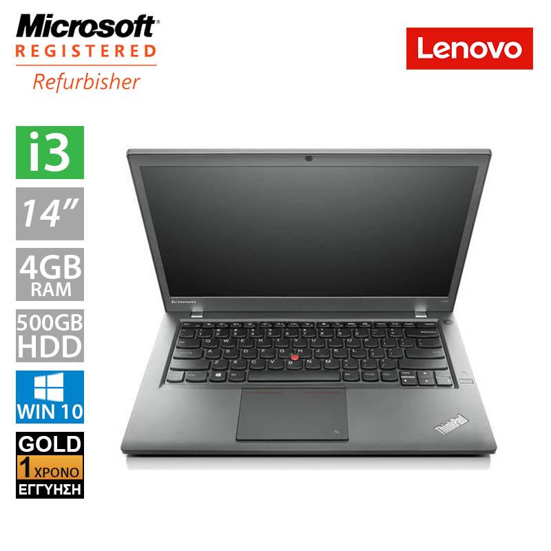 "Lenovo ThinkPad L440 14"" (i3 4000M/4GB/500GB HDD)"