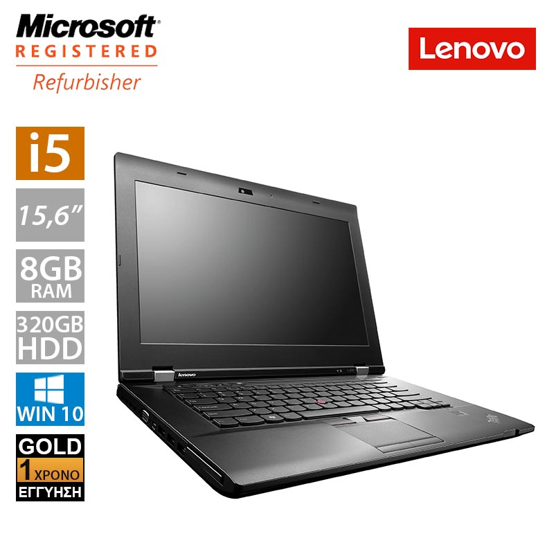 Lenovo ThinkPad L530 15.6'' (i5 3230M/8GB/320GB HDD)