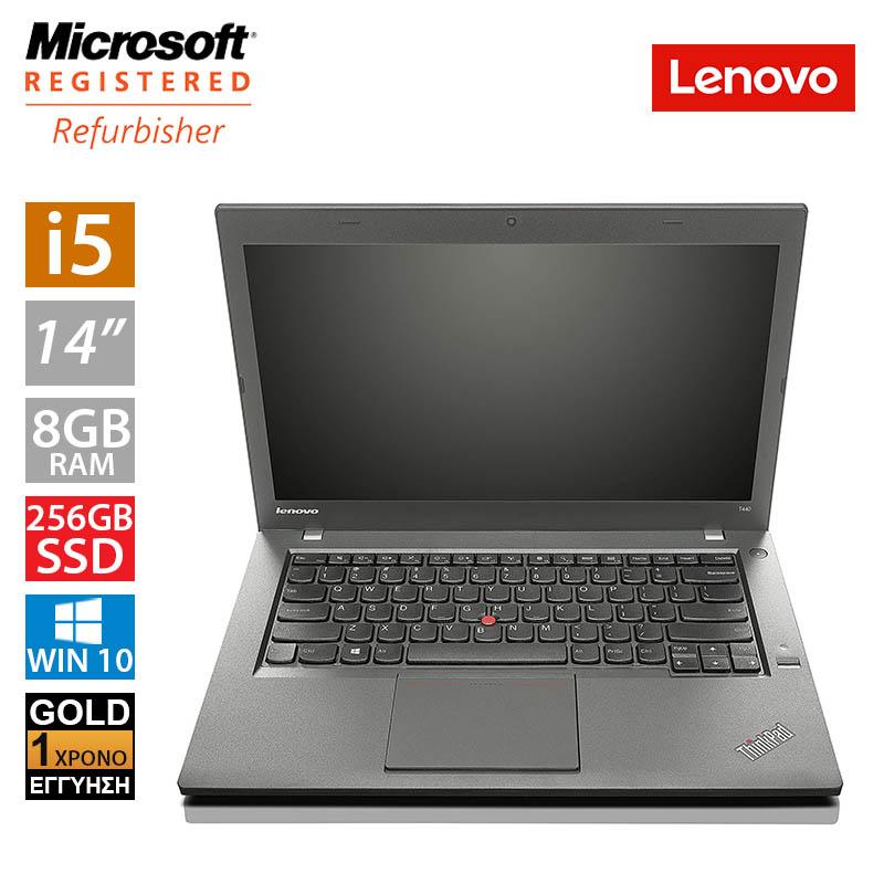Lenovo ThinkPad T440p 14'' (i5 4200M/8GB/240GB SSD)
