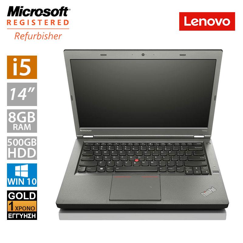 """Lenovo ThinkPad T440p 14"""" (i5 4200M/8GB/500GB HDD)"""