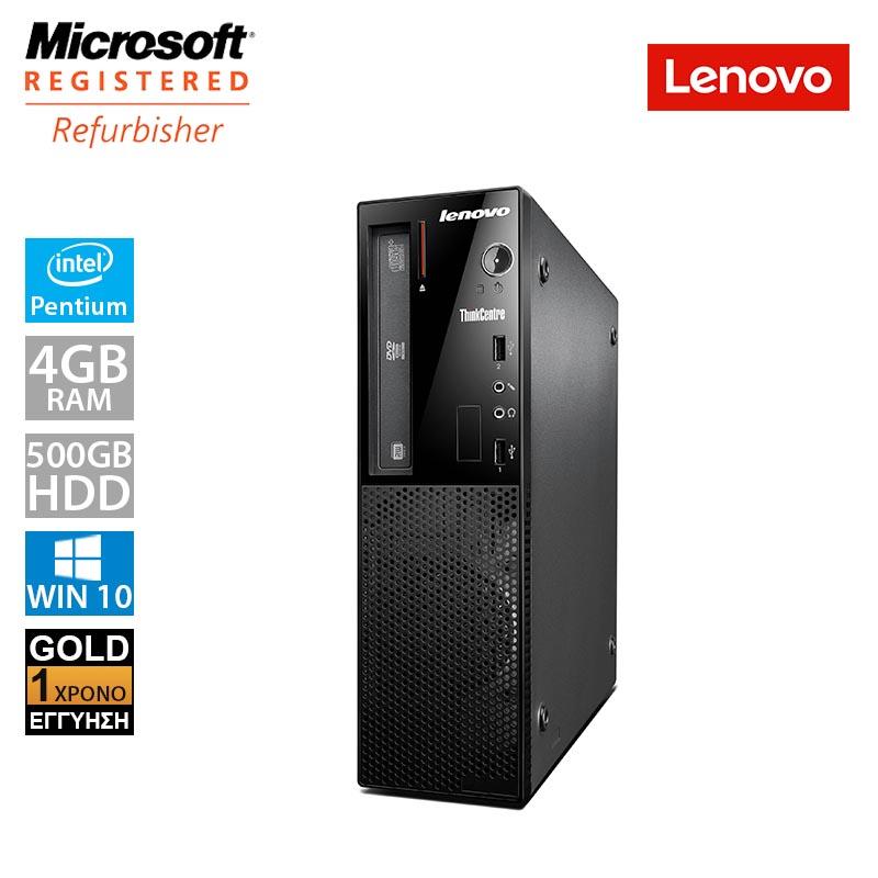 Lenovo ThinkCentre E73 SFF (Pentium G3220/4GB/500GB)