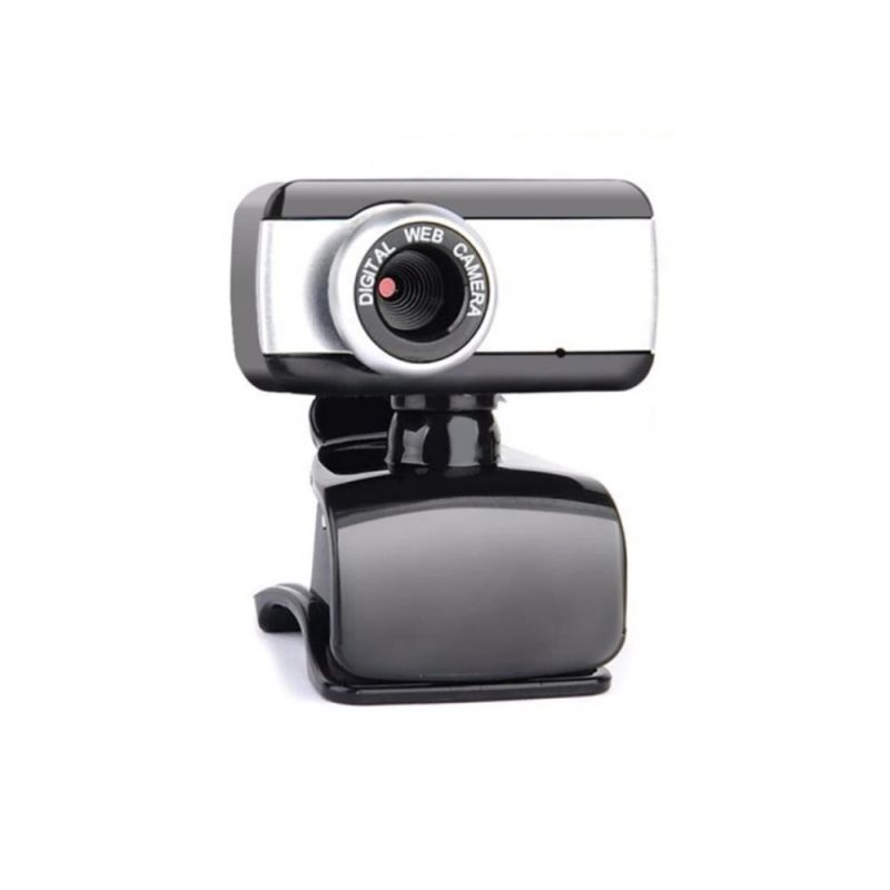 Webcam BC2019, Microphone, 480p, Μαύρο