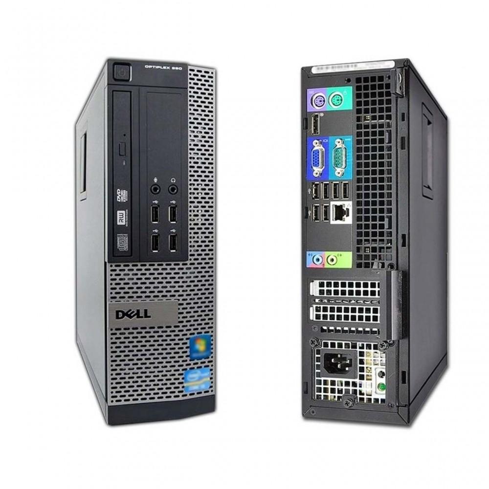 """Dell Optiplex 990 SFF (i5 2400/4GB/250GB HDD/Οθόνη 19"""")"""